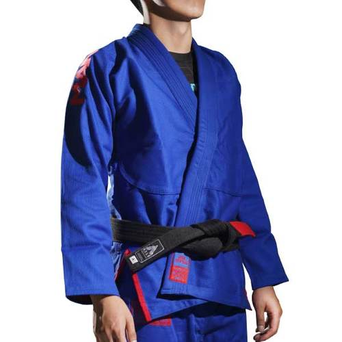 "만토 주짓수 도복 - MANTO ""X3"" BJJ GI Blue/Red  V2"