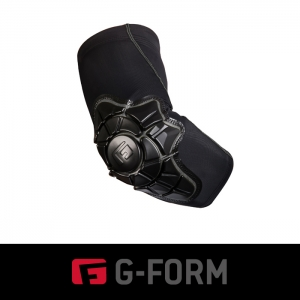PRO-X Elbow Pads: Charcoal