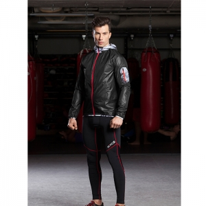 MENS CLIMA TECH WIND JACKET / BLACK