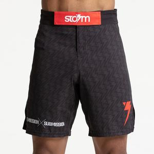 스톰 파이트쇼츠 - Storm 'Standard Issue' Board Shorts - Black/Charcoal