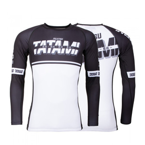 타타미 래쉬가드 - Burnout Long Sleeve Rash Guard